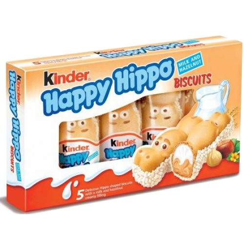 Ferrero Kinder Happy Hippo Hazelnut