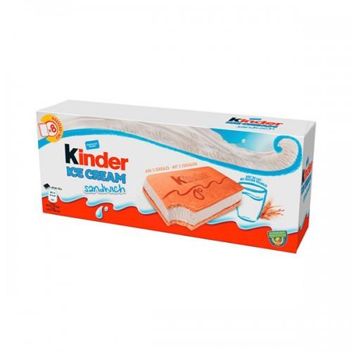 Kinder Ice Cream Sandwich 8x60ml