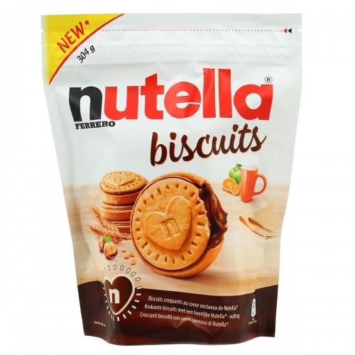 Ferrero Nutella Biscuits 304g