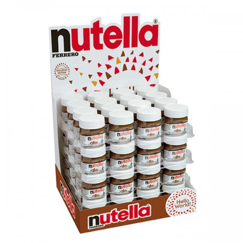 Ferrero Nutella Display 64x30g