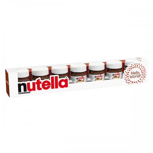 Ferrero Nutella World Weekly Pack 30x7g