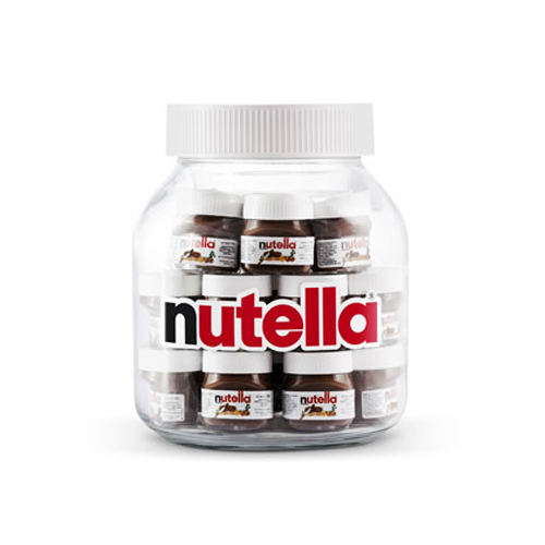 Ferrero Nutella World Jar 630g