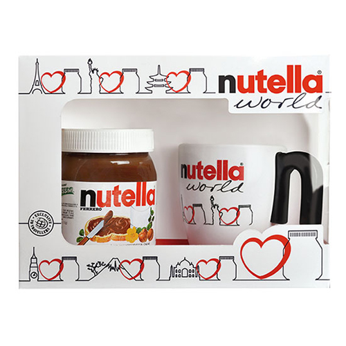 Ferrero Nutella World Mug 350g