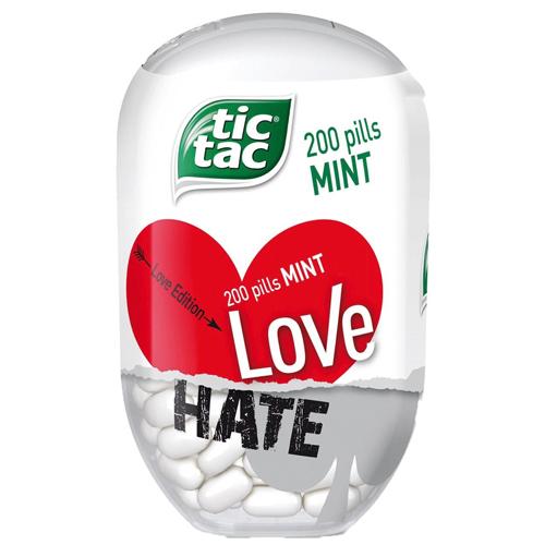 Tic Tac Bottle Mint