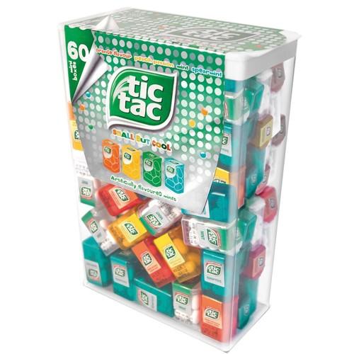 Tic Tac Mini Boxes