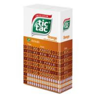 Tic Tac Sleeve Orange