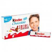 Ferrero Kinder Chocolate 100g(16 bars)