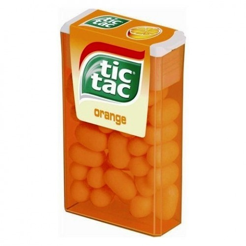 Tic Tac Orange Mint