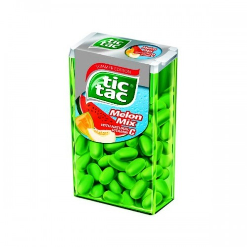 Tic Tac Melon Mint