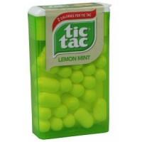 Tic Tac Lemon Mint