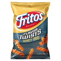 FRITOS FLAVOR TWISTS Honey BBQ 10oz (283g)