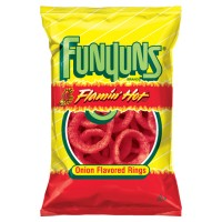 FUNYUNS FLAMIN' HOT Onion Rings 5.75oz (163g)