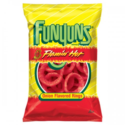 FUNYUNS FLAMIN' HOT Onion Rings 5.75oz (163g)