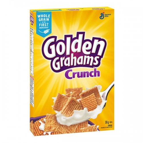General Mills Golden Grahams Crunch Cereal 311g 65633132955