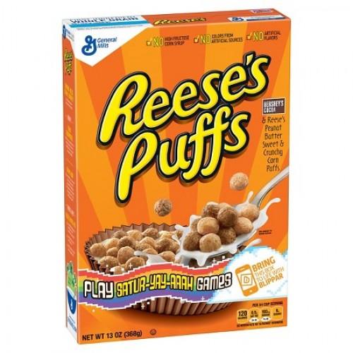 Reese's Peanut Butter Puffs