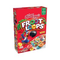 Kellogg's Fruit Loops Cereal 345g