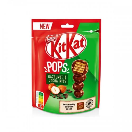 Nestle Kit Kat POPS Hazelnut & Cocoa 110g