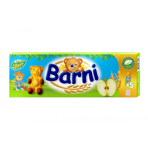 Barni Apple 150g