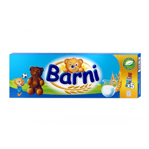 Barni Milk 150g