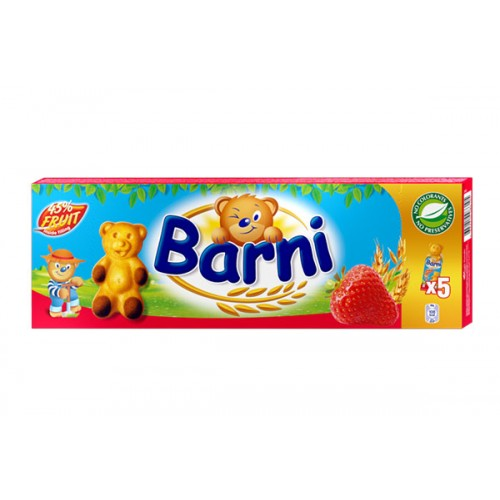 Barni Strawberry 150g