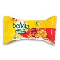 Belvita Soft Bakes  Filled Strawberry Flavour 50g EAN 7622210770233