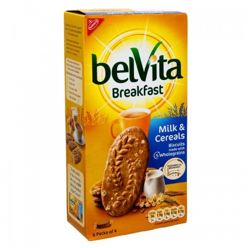 Belvita Milk and Cereals 250g