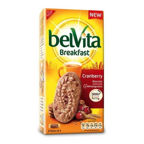 Belvita Cranberries 250g