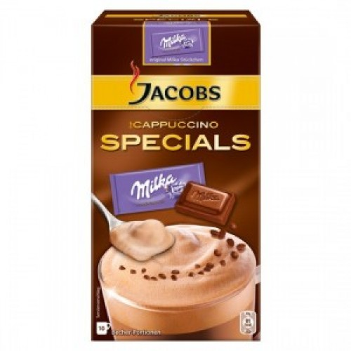 Jacobs Cappuccino Specials Milka Chocolate