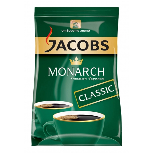 Jacobs Monarch Classic 100g