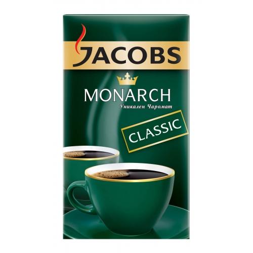 Jacobs Monarch Classic 250g