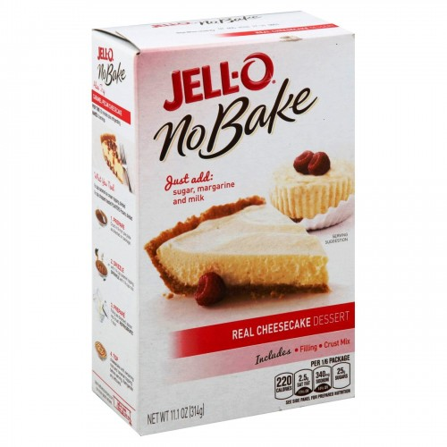 Jell-o No Bake Cheese Cake 314g