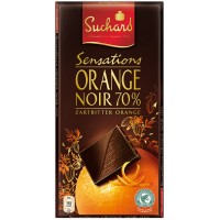 Suchard Sensations Orange Noir 70% Chocolate
