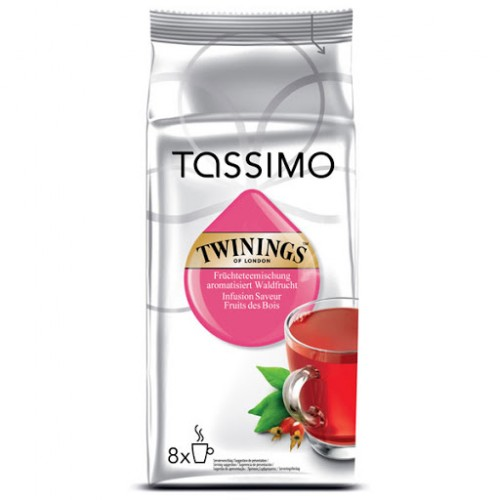 Tassimo Twinings Wild Fruits Tea
