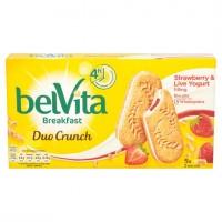Belvita Strawberries & Yogurt Crunch 253g
