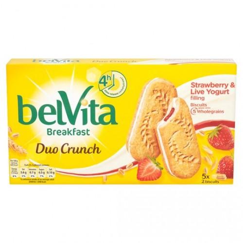 Belvita Strawberry & Yogurt Crunch 253g