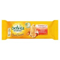 Belvita Strawberry & Yoghurt Crunch 50g