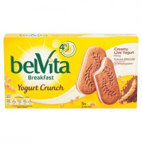 Belvita Yogurt Crunch 253g