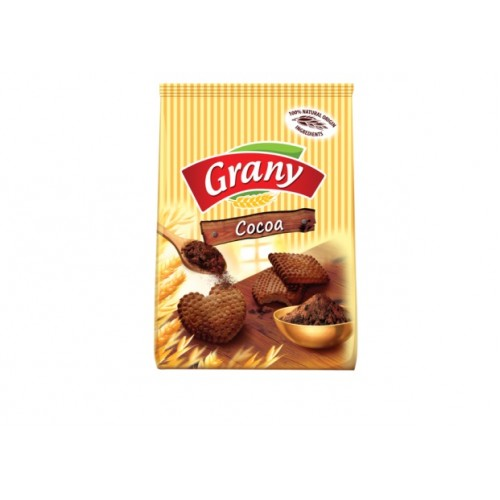 Grany Cocoa Biscuits 151g