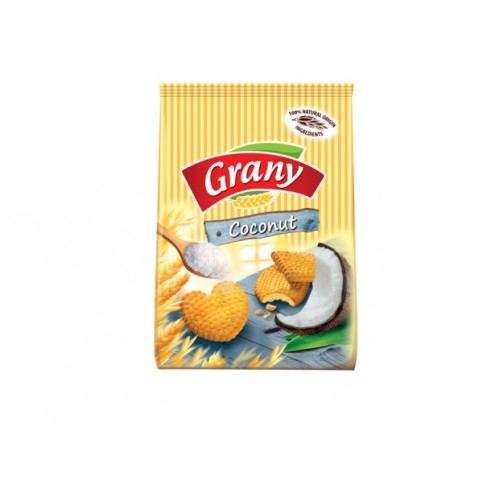 Grany Coconut Biscuits 151g