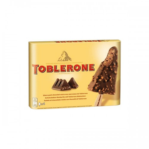 TOBLERONE Ice Cream Stick 4-Pack