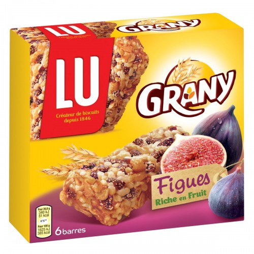 LU Grany Cereal Figs