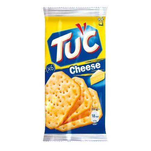 LU TUC Cheese Crackers 21g