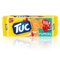 LU TUC Paprika Crackers 100g