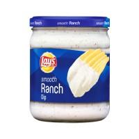 LAY'S Smooth Ranch Dip 15oz (425.2g)