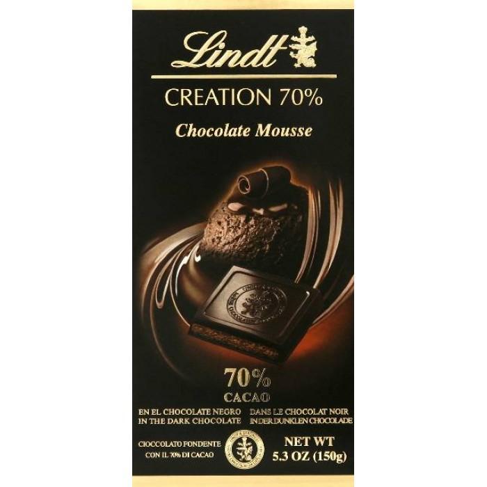 Lindt Creation Dark Chocolate Mousse