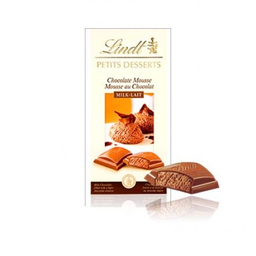 Lindt Chocolate Mousse Milk