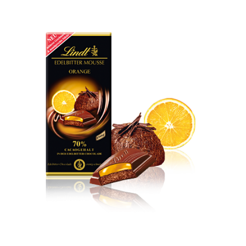 Lindt Creation Dark Chocolate Mousse Orange
