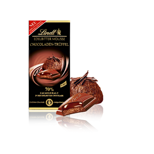 Lindt Creation Dark Chocolate Mousse Truffle