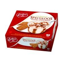 Lotus Speculoos Ice Cream Cups 4x100ml