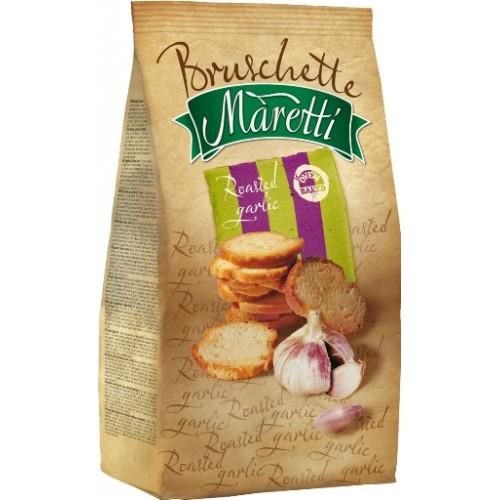 BRUSCHETTE MARETTI Roasted Garlic